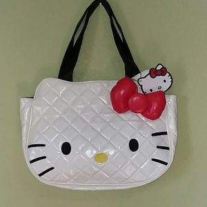 LOUNGEFLY Hello Kitty Shoulder Bag
